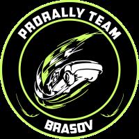 Echipajul #35 este membru al echipei ProRally Team Brașov