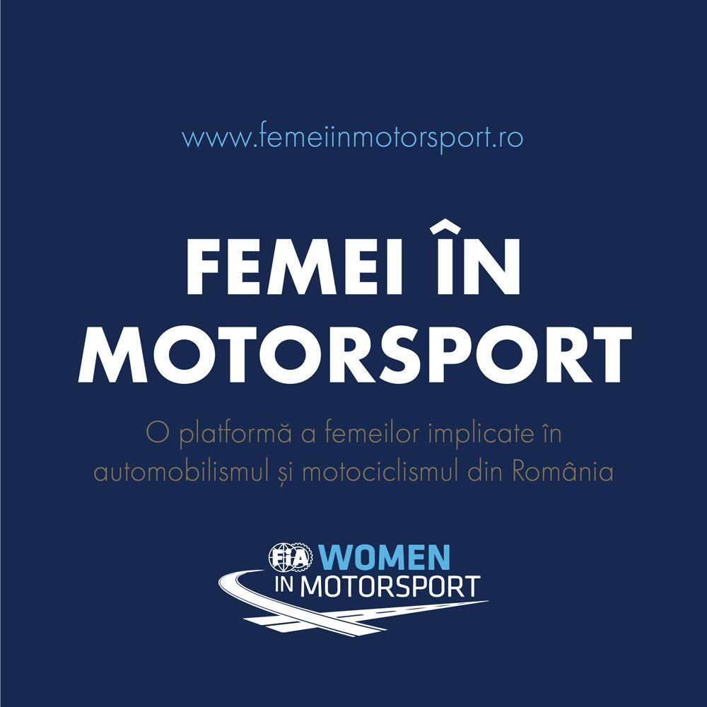 Founder Women in Motorsport Romania